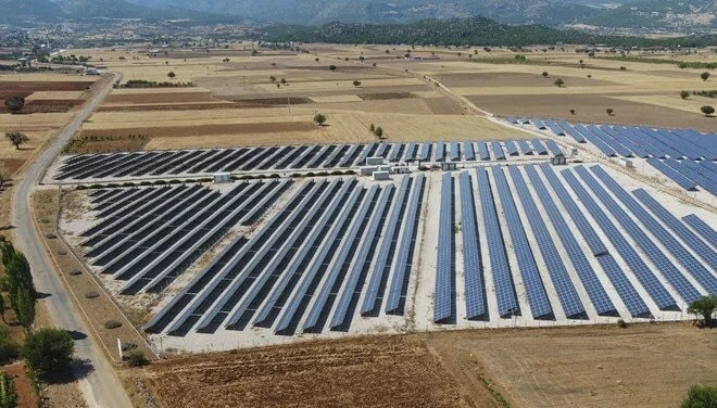 Solar-powered support for farmers in Antalya 1