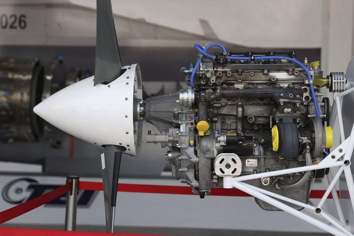 Turkish Aerospace subsidiary's new UAV engine debuts at Teknofest 1