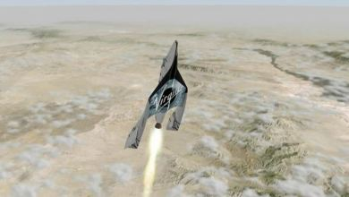 Virgin Galactic trains pilots with Turkish firm's software 5