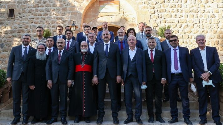 Freedom of religion cornerstone of life in Turkey, assures justice minister 1