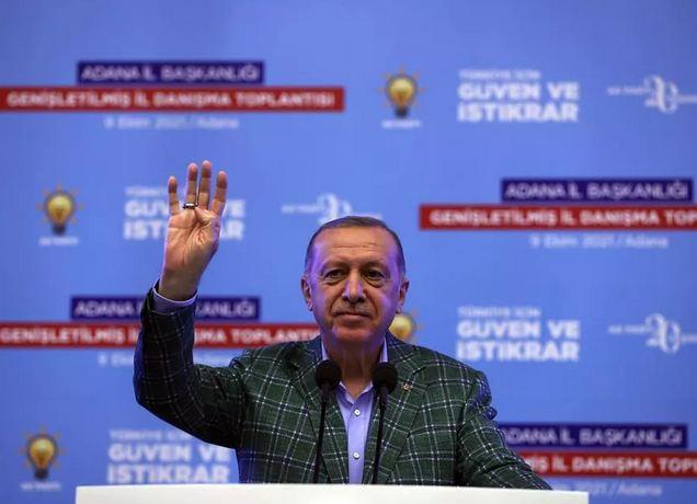 Whoever trusts & invests in Turkey will not regret it: Erdogan 1