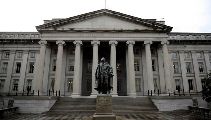 US Treasury says $590M paid for ransomware in first half of 2021 2