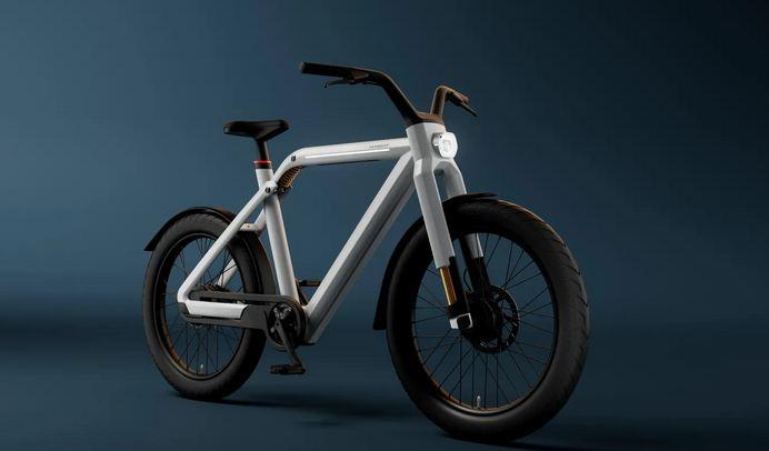 VanMoof's new V e-bike is its fastest ever 1