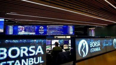 Turkey's Borsa Istanbul up 0.58% at Monday's close 6