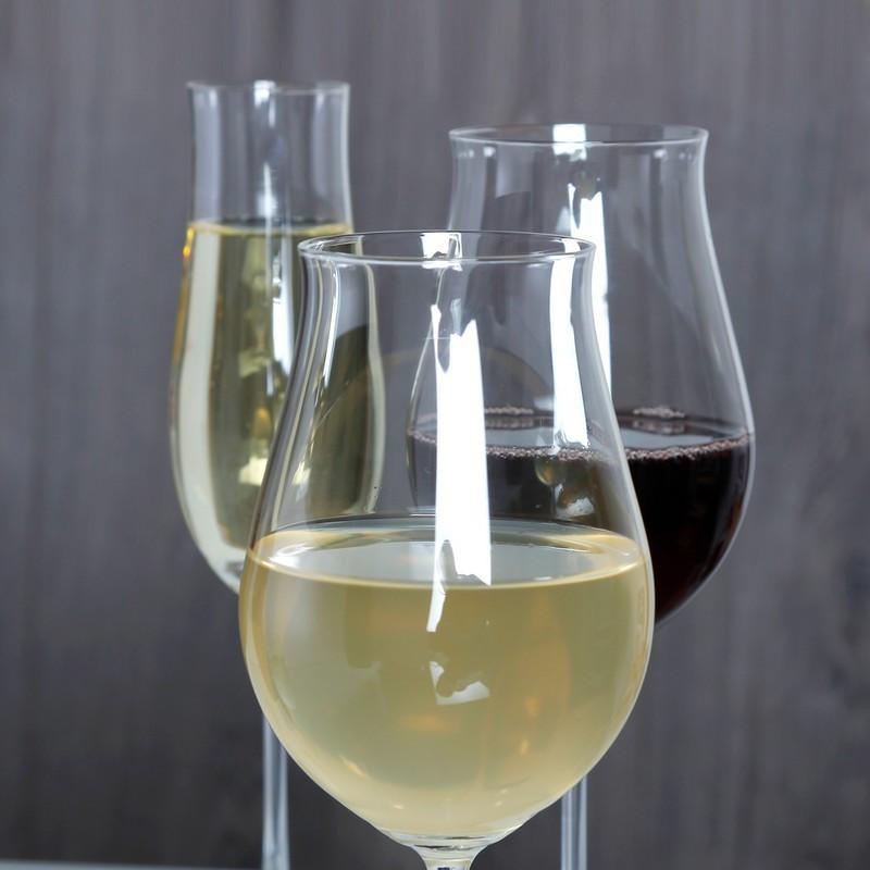 Acheter Verre Vin Cristallin Attimo Forme Tulipe De