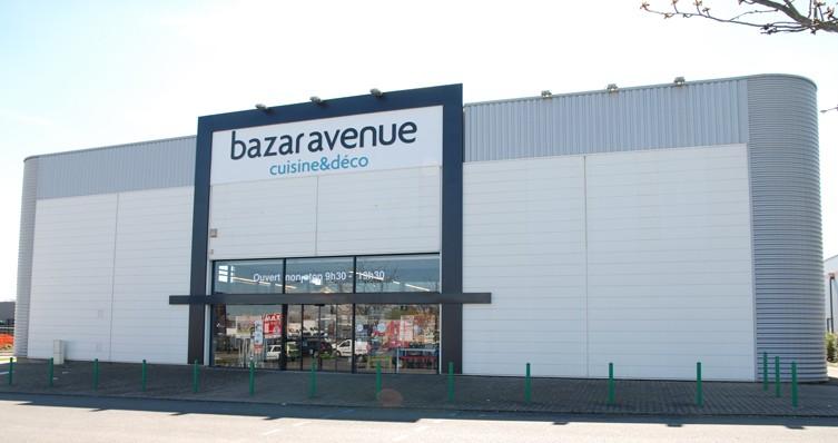 magasin du mans bazar avenue