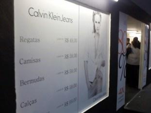 Preços Calvin Klein
