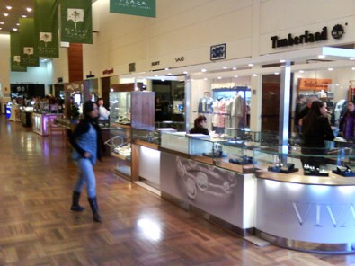 Market Plaza - interior