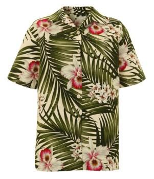 Camisa Floral R$327,60