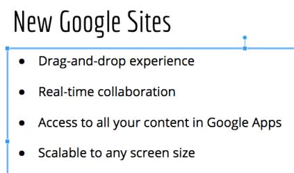 Google Slides (21) – Line spacing & Text indenting