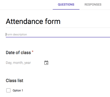 Attendance - 1