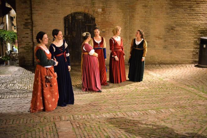 Gradara borgo medievale