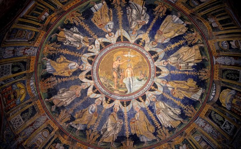 mosaici di Ravenna