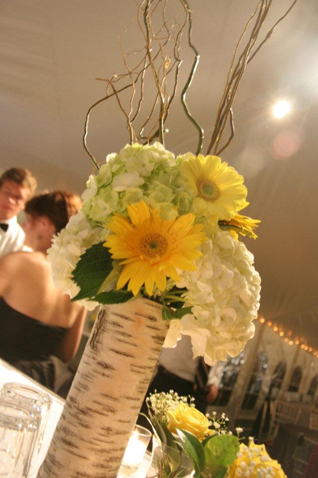 Creative Wedding Centerpieces