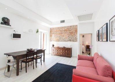Casa Vacanze - Soggiorno