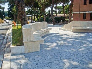 Piazza Mileto, Riqualificazione BB1
