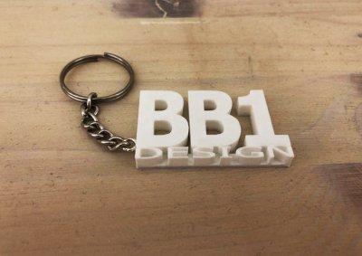 portachiavi BB1 - modello 1