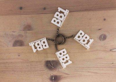 portachiavi BB1 - modello x