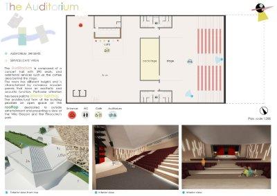 Pinocchio Children's Library - Auditorium - tavola 4