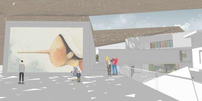 Pinocchio Children's Library - Vista esterna 4