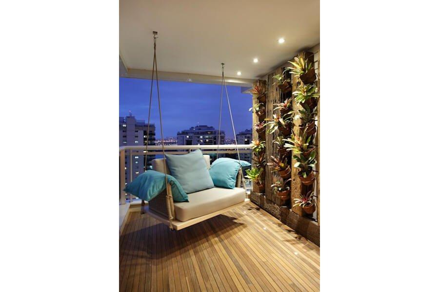 Spazi esterni - soluzioni per il balcone