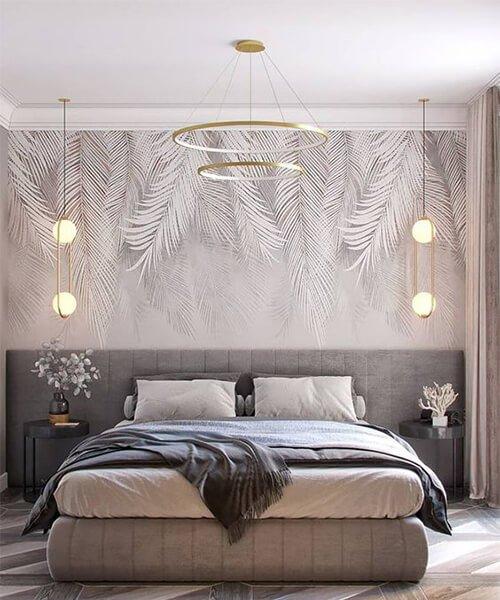 In questa soluzione che segue, il verde menta è usato per la parete d'accento dietro il letto in una camera da letto dalle linee chiaramente moderne e minimal. Camera Da Letto Consigli E Soluzioni Creative Bb1 Architettura Design