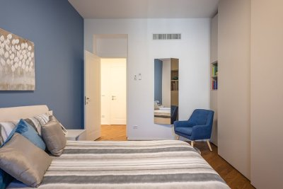 stanza da letto - camera matrimoniale