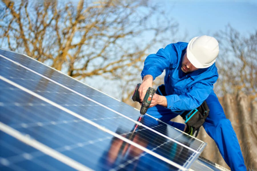 efficientamento energetico - pannelli solari