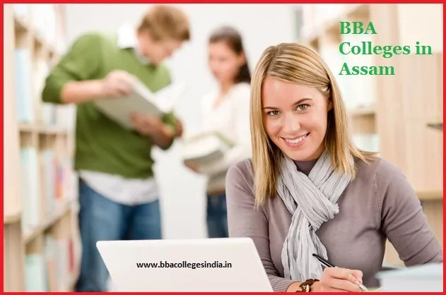 BBA Colleges in Assam