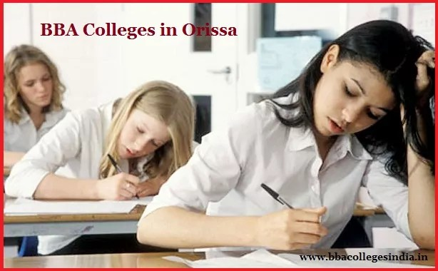 BBA Colleges in Orissa