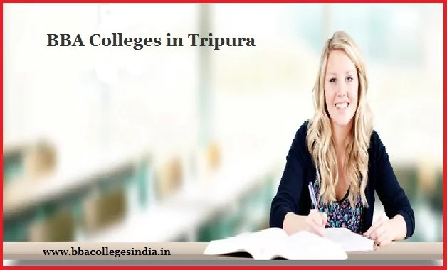 BBA Colleges in Tripura