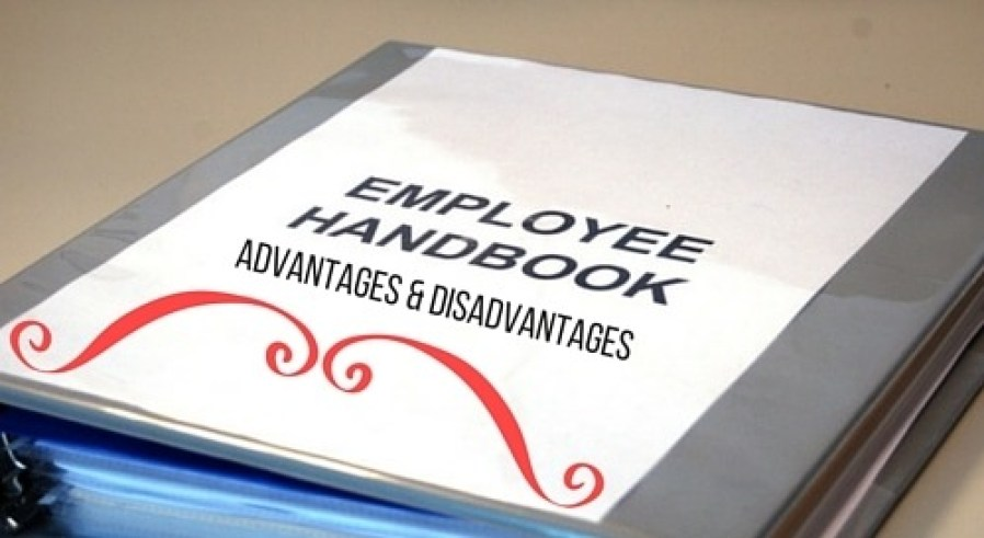 Employee Handbook - Advantages and Disadvantages