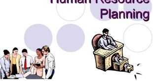 What is Human Resource Planning