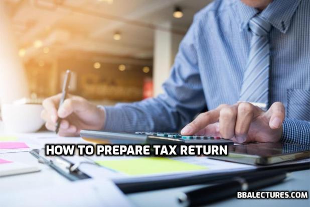 How To Prepare Tax Return