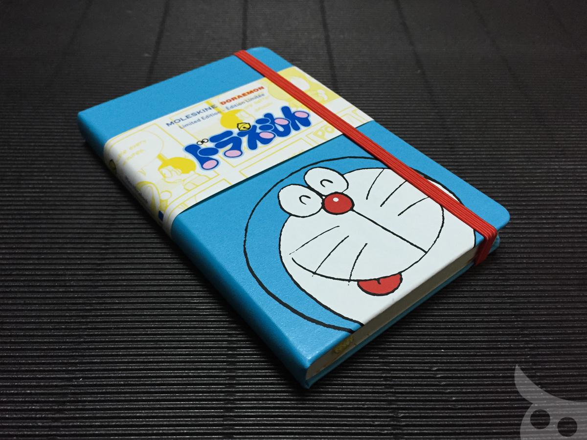 Moleskine X Doraemon-02