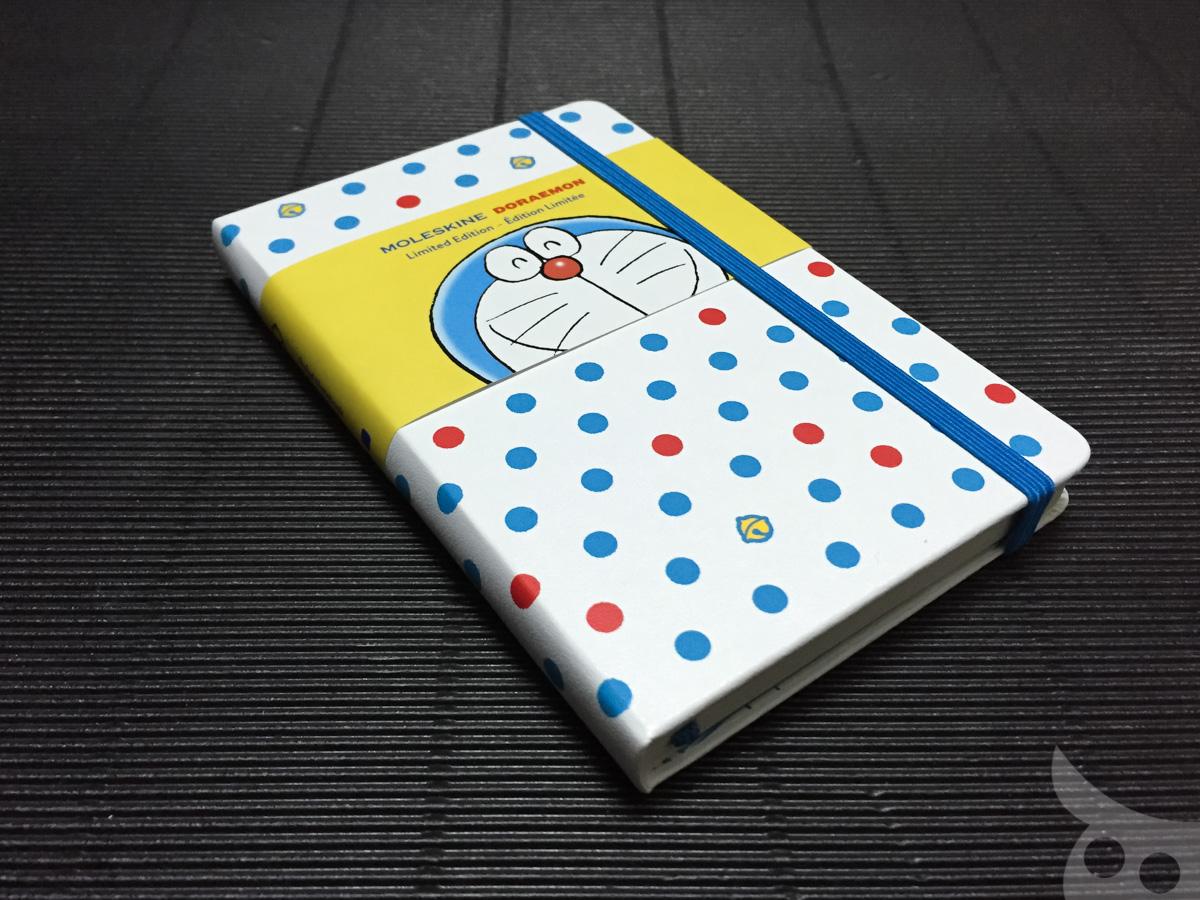 Moleskine X Doraemon-17