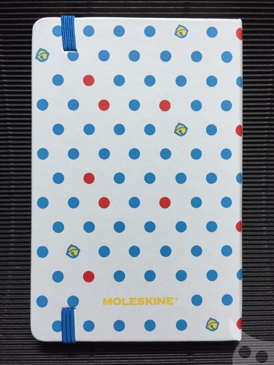 Moleskine X Doraemon-24
