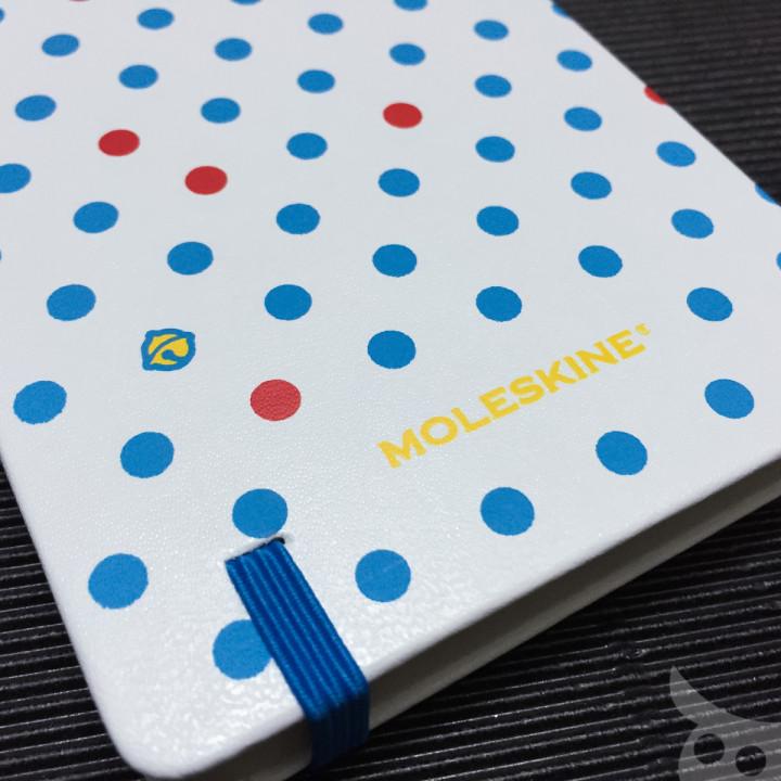 Moleskine X Doraemon-25