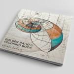 Golden Ratio Coloring Book สุดยอดสมุดระบายสีสัดส่วนทองคำ