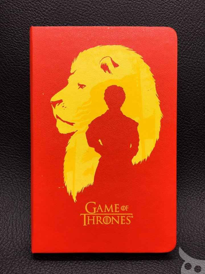 Moleskine Game of Thrones 2016-03