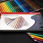 ระบายไปคุ้มไป! STABILOaquacolor The Paintable Pencil