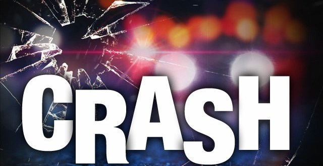 Single vehicle crash South Roane County