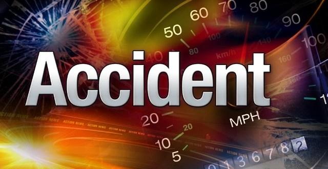 Overturned Truck Slows I-40
