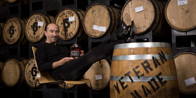Lee Greenwood And Soldier Valley Spirits Develop And Announce The 'Lee Greenwood Signature Bourbon Whiskey'