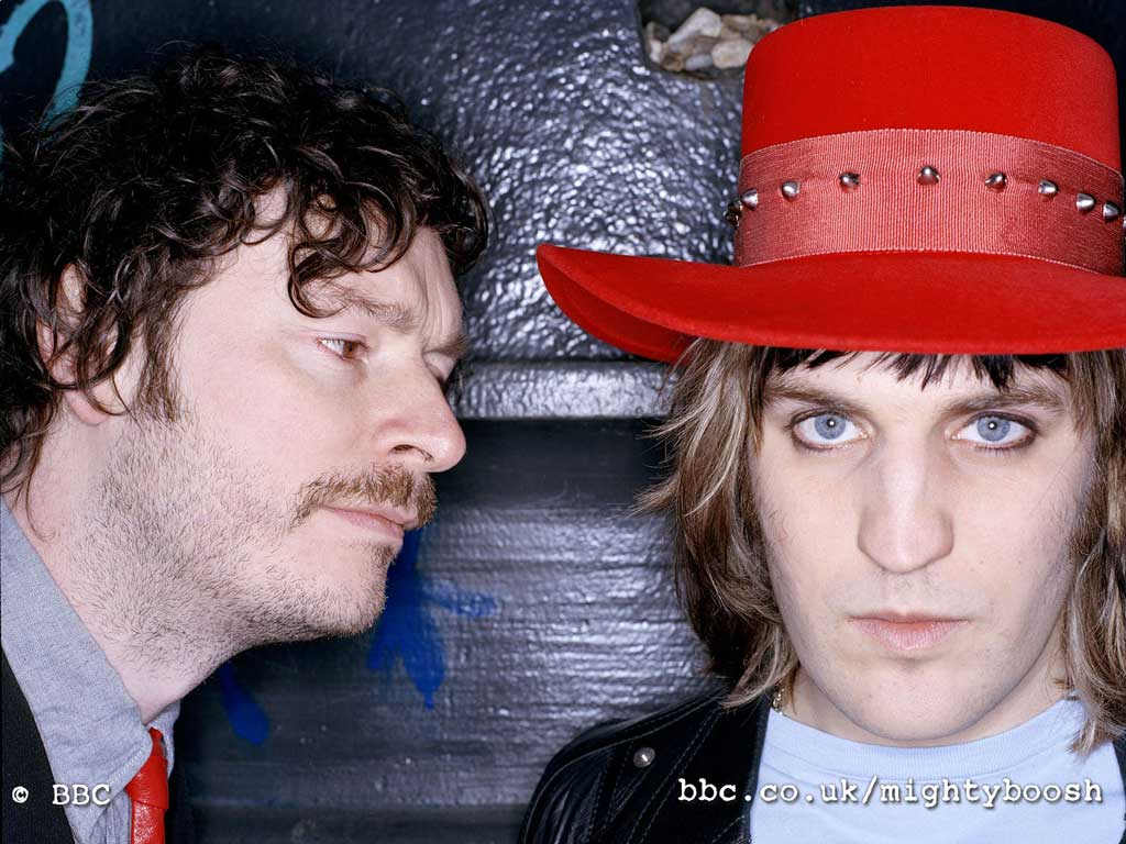 BBC - Comedy - The Mighty Boosh - Wallpaper