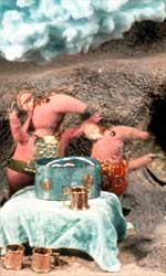 Clangers from BBC Cult Classics