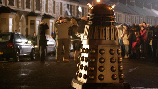 Dr. Who Dalek