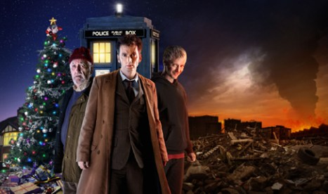 Dr. Who, The End of Time, Part 2