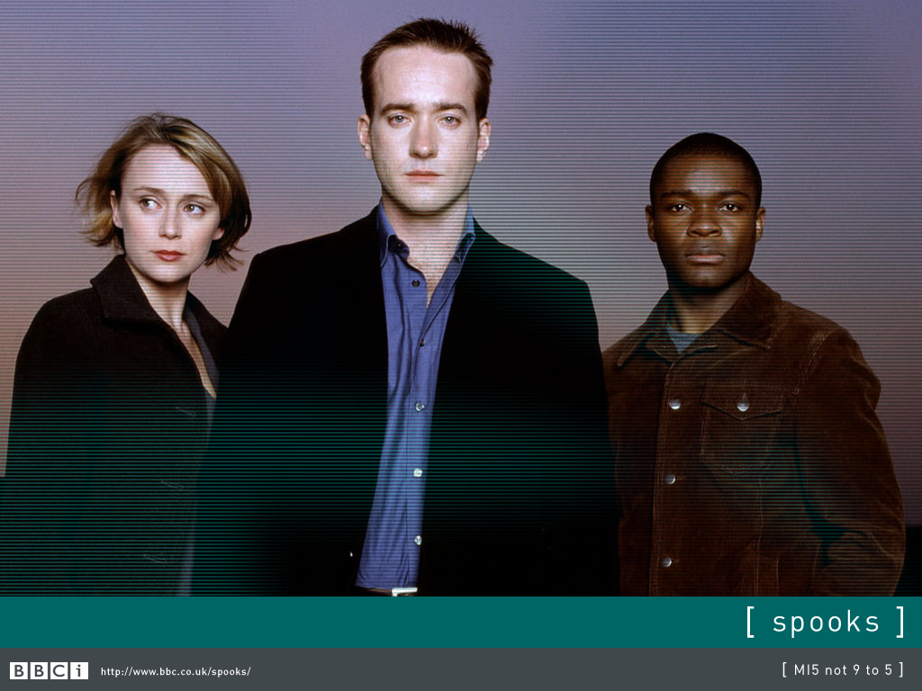 Image result for spooks season 1