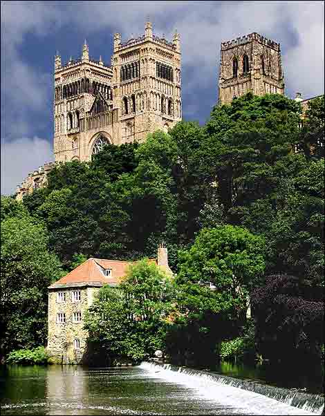 Durham Cathedral by Mel Harland